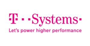 t system logo